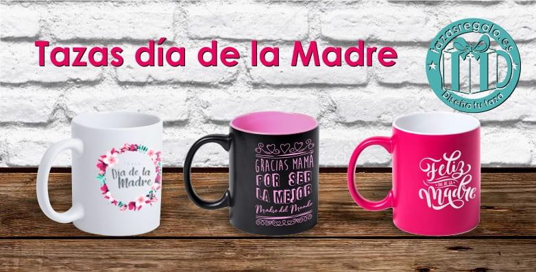 Tazas originales para regalar el día de la madre